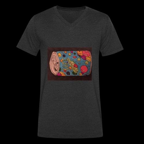 7AABC614 53CA 4156 B765 D9FBF5B8E496 - Økologisk Stanley & Stella T-shirt med V-udskæring til herrer