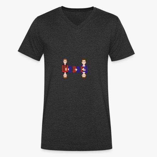 Webdis - T-shirt bio col V Stanley & Stella Homme