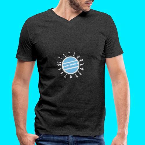 BancoFamily stick - T-shirt ecologica da uomo con scollo a V di Stanley & Stella