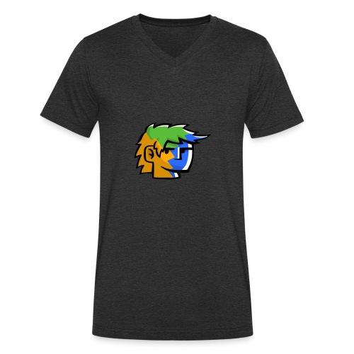 Frizo T-shirts - Økologisk Stanley & Stella T-shirt med V-udskæring til herrer