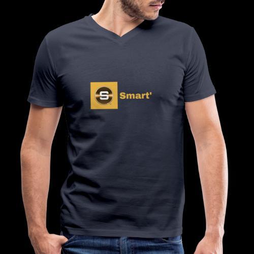Smart' ORIGINAL Limited Editon - Men's Organic V-Neck T-Shirt by Stanley & Stella
