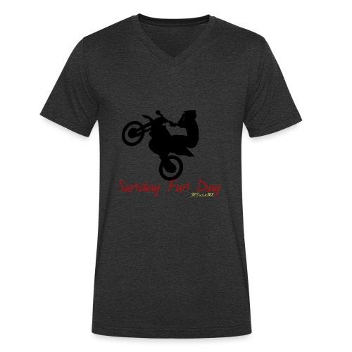 Sunday funday 3 - T-shirt bio col V Stanley & Stella Homme