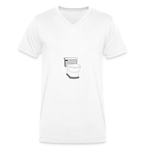 J'peux pas j'ai la chiasse - T-shirt bio col V Stanley & Stella Homme