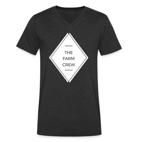 The farm crew - Männer Bio-T-Shirt mit V-Ausschnitt von Stanley & Stella