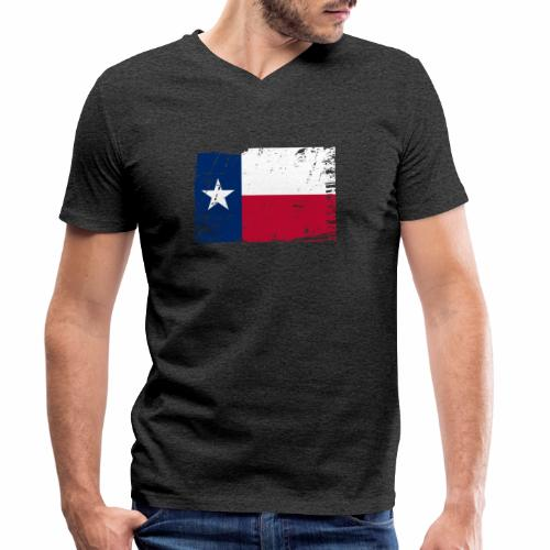 Texas Flag T-shirts, hoodies, textiles and gifts - Stanley & Stellan miesten luomupikeepaita