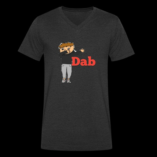 DAB - Männer Bio-T-Shirt mit V-Ausschnitt von Stanley & Stella