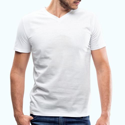 NOMO FOMO - Men's Organic V-Neck T-Shirt by Stanley & Stella