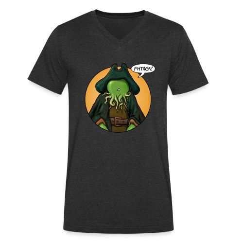 Cthulhoo Davy - T-shirt bio col V Stanley & Stella Homme