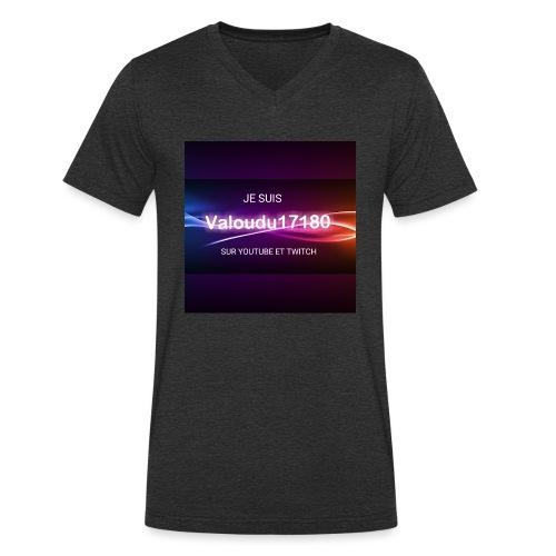 Valoudu17180twitch - T-shirt bio col V Stanley & Stella Homme