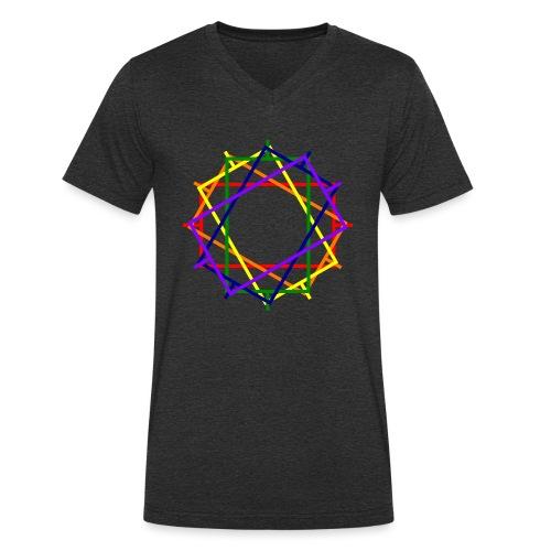 Toleranter Widerstand 20.2 - Männer Bio-T-Shirt mit V-Ausschnitt von Stanley & Stella