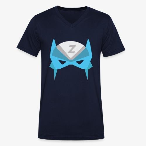 MASK 3 SUPER HERO - T-shirt bio col V Stanley & Stella Homme