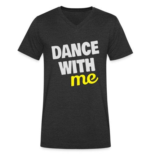 dance with me - Männer Bio-T-Shirt mit V-Ausschnitt von Stanley & Stella