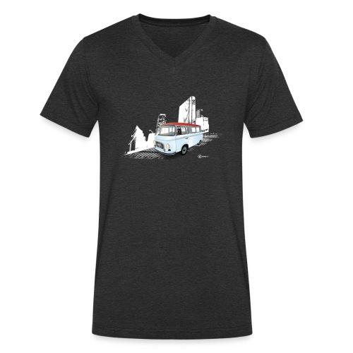 Barkas / B1000 / auto - Männer Bio-T-Shirt mit V-Ausschnitt von Stanley & Stella