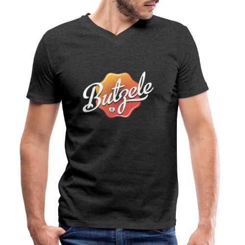 Butzele - Männer Bio-T-Shirt mit V-Ausschnitt von Stanley & Stella