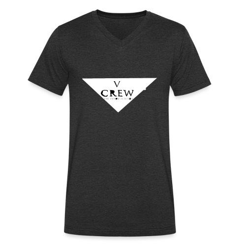 Merch Neue Kollektion (Verbessertes Logo) - Männer Bio-T-Shirt mit V-Ausschnitt von Stanley & Stella