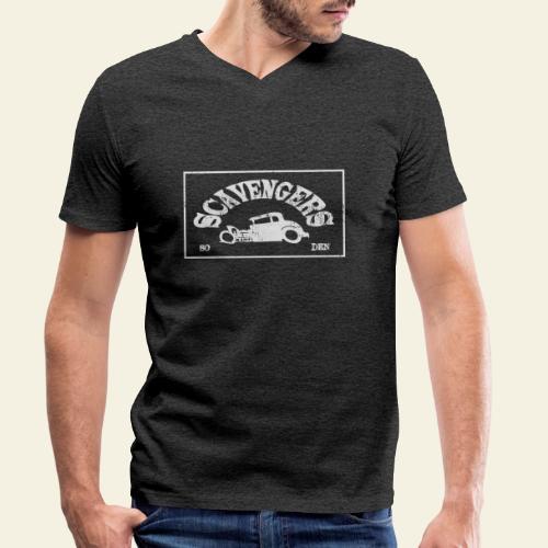 scavengers1 - Økologisk Stanley & Stella T-shirt med V-udskæring til herrer