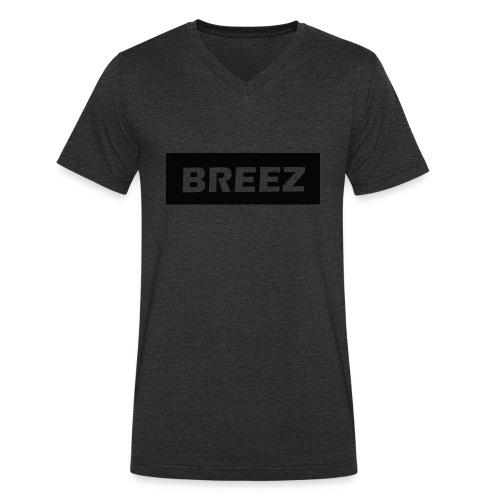 Breez Identity II - Økologisk Stanley & Stella T-shirt med V-udskæring til herrer