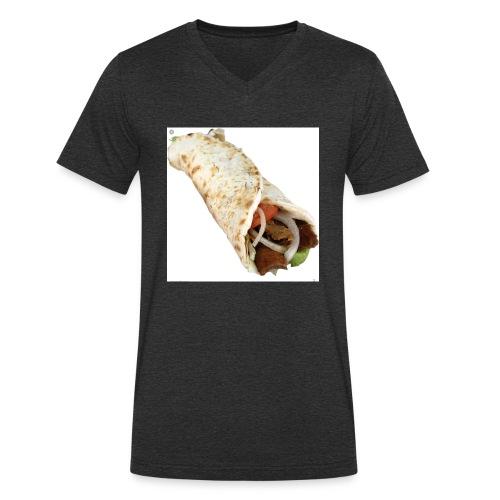 Durum Tøj - Økologisk Stanley & Stella T-shirt med V-udskæring til herrer