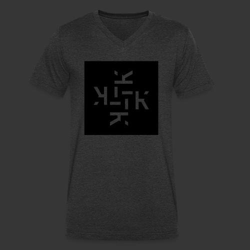 TorstenKanzler Bildmarke - Men's Organic V-Neck T-Shirt by Stanley & Stella