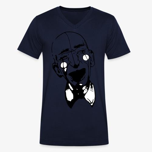Clown - T-shirt bio col V Stanley & Stella Homme