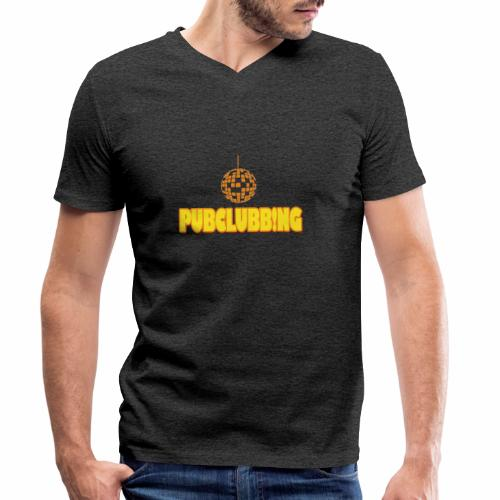 Pubclubbing - Männer Bio-T-Shirt mit V-Ausschnitt von Stanley & Stella