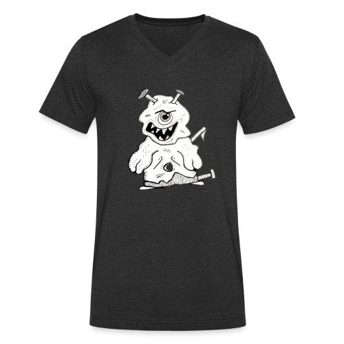 Nailhead - T-shirt bio col V Stanley & Stella Homme