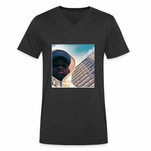 Marvin lee - T-shirt bio col V Stanley & Stella Homme