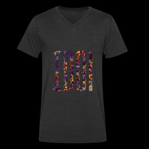 IDOL - Männer Bio-T-Shirt mit V-Ausschnitt von Stanley & Stella