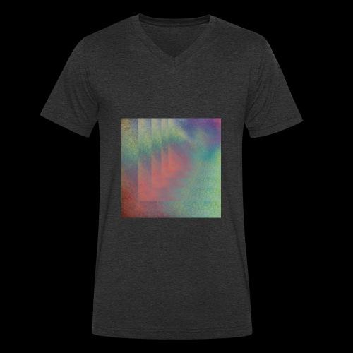 Rising sun - Männer Bio-T-Shirt mit V-Ausschnitt von Stanley & Stella