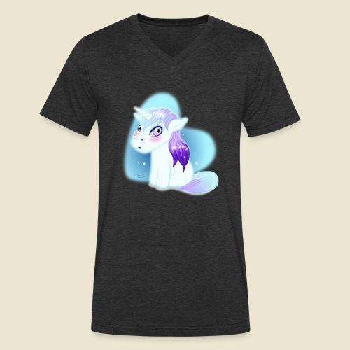 Licorne n°2 - T-shirt bio col V Stanley & Stella Homme