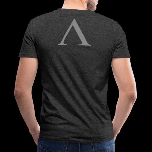 AMMANN_A - Männer Bio-T-Shirt mit V-Ausschnitt von Stanley & Stella