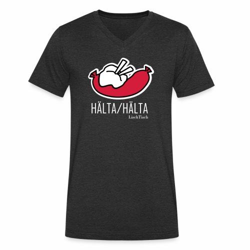 Hälta Hälta - Ekologisk T-shirt med V-ringning herr från Stanley & Stella