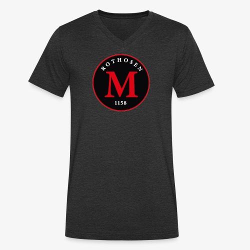 RHM1158 - Männer Bio-T-Shirt mit V-Ausschnitt von Stanley & Stella