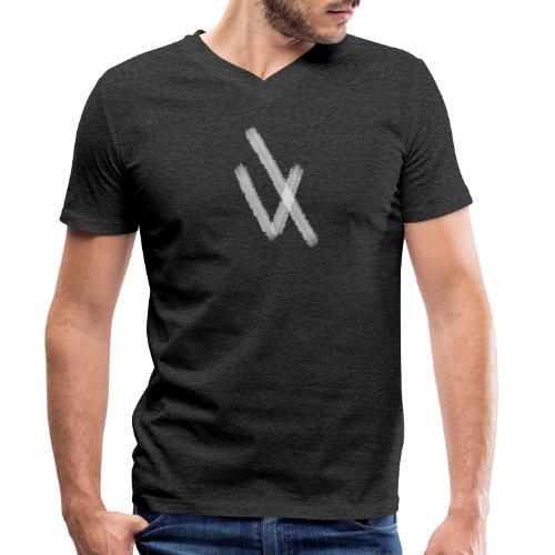 VOX POPULI - Camiseta ecológica hombre con cuello de pico de Stanley & Stella