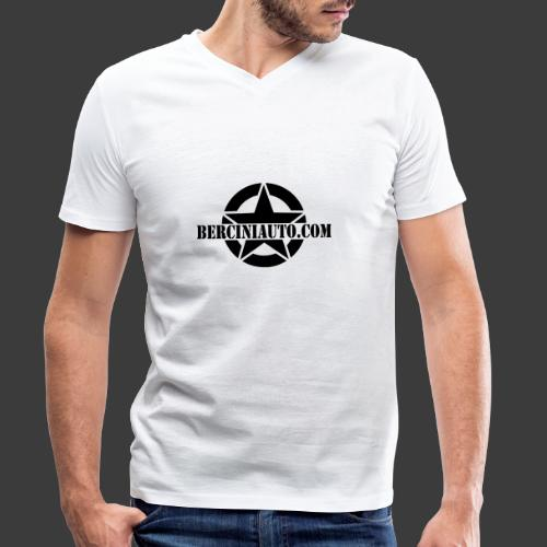 Stella RENEGADE Berciniauto - T-shirt ecologica da uomo con scollo a V di Stanley & Stella