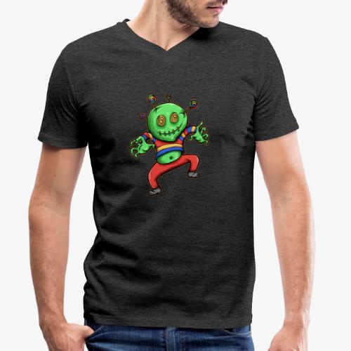 Candy Boy - T-shirt bio col V Stanley & Stella Homme