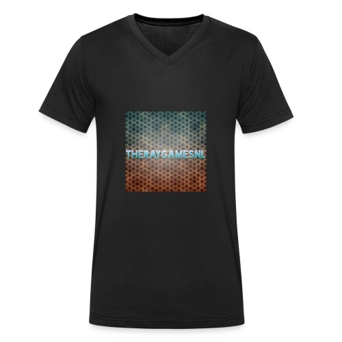 TheRayGames Merch - Men's Organic V-Neck T-Shirt by Stanley & Stella