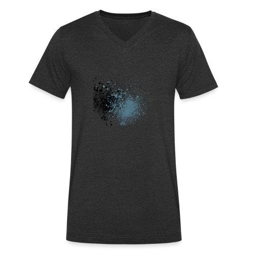 färger - Ekologisk T-shirt med V-ringning herr från Stanley & Stella