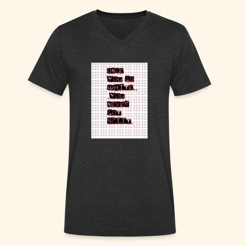 IMG 20190112 191143 - Mannen bio T-shirt met V-hals van Stanley & Stella