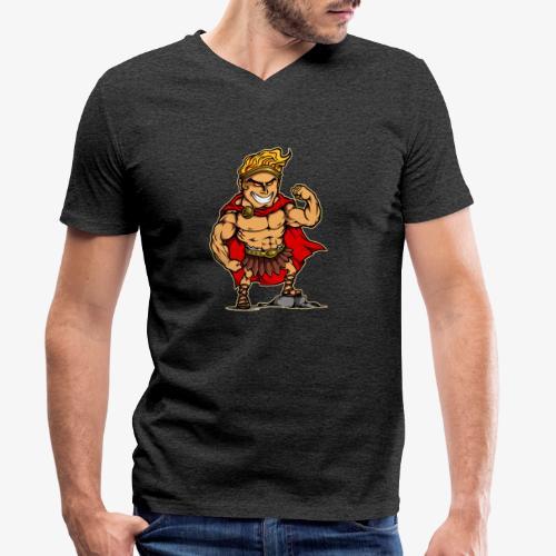 Hercules - T-shirt bio col V Stanley & Stella Homme