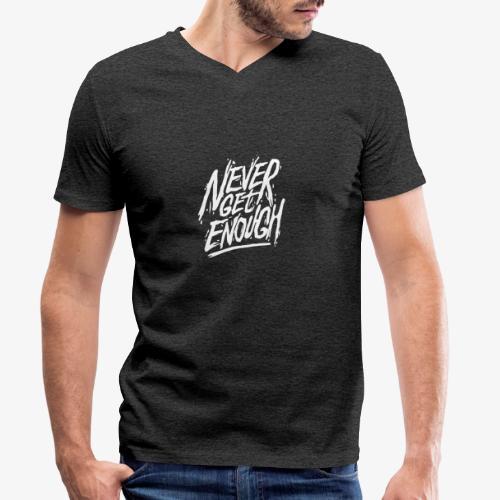 Never Get Enough - T-shirt bio col V Stanley & Stella Homme