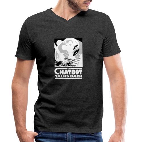 BotWars - T-shirt bio col V Stanley & Stella Homme