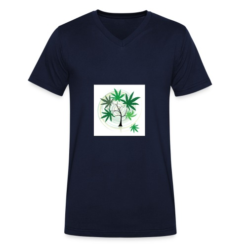 the bouture - T-shirt bio col V Stanley & Stella Homme