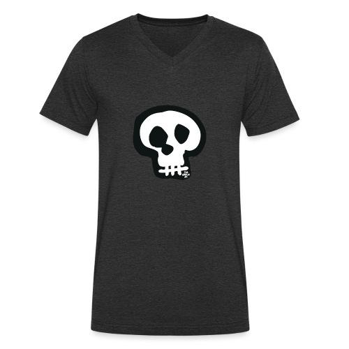 NUMBSKULL T - Men's Organic V-Neck T-Shirt by Stanley & Stella