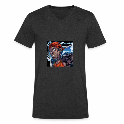 Crooks Graphic thumbnail image - T-shirt bio col V Stanley & Stella Homme