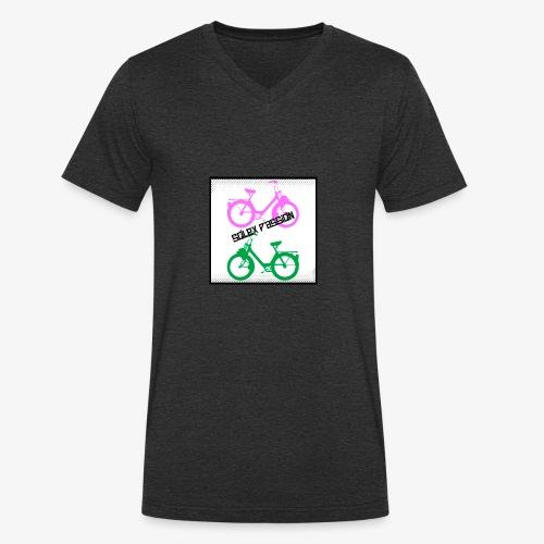 passion 4 - T-shirt bio col V Stanley & Stella Homme