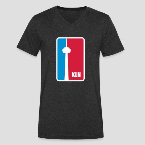 kln_colonius_3c - Männer Bio-T-Shirt mit V-Ausschnitt von Stanley & Stella