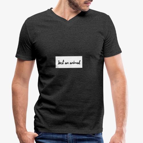 Just an Animal - Männer Bio-T-Shirt mit V-Ausschnitt von Stanley & Stella