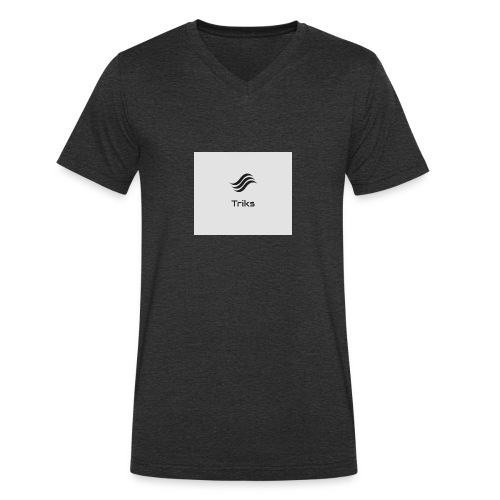 Triks - T-shirt bio col V Stanley & Stella Homme