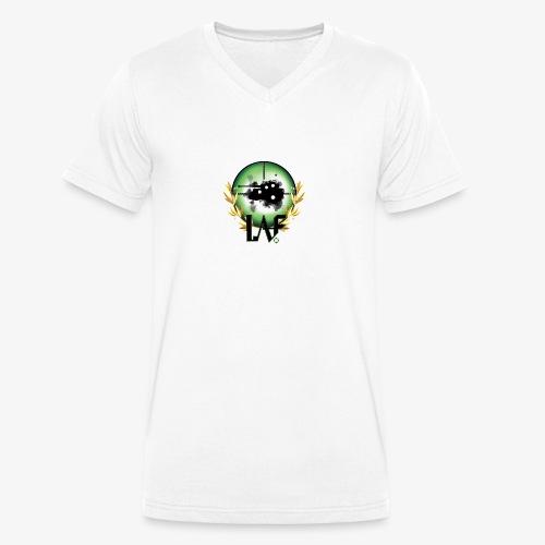 Load Aim Fire Merchandise - Mannen bio T-shirt met V-hals van Stanley & Stella